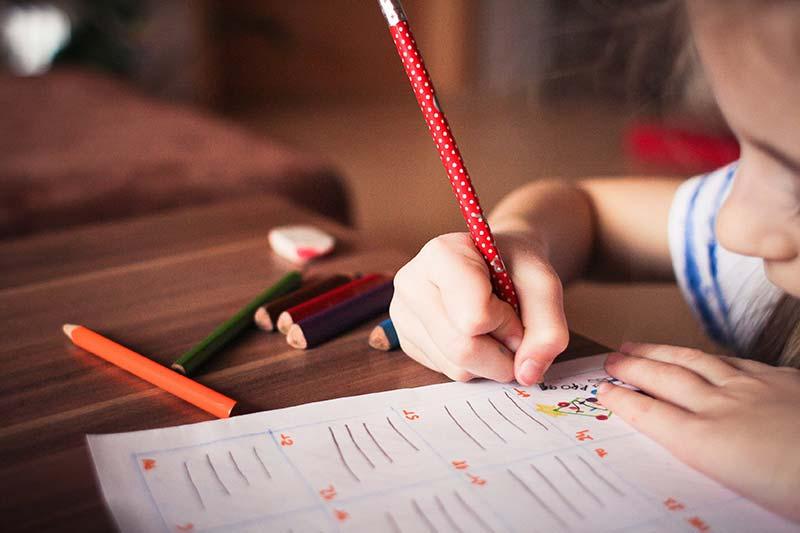 Child Drawing Bg